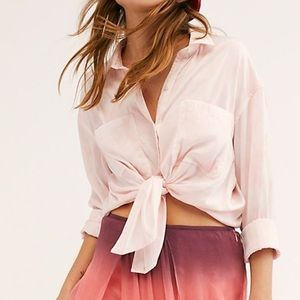 We The Free Color Of The Valley button down shirt